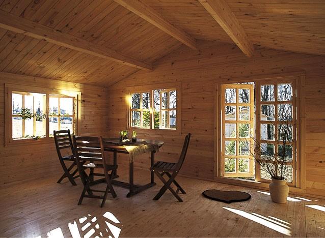 Case in legno for Case in legno in polonia