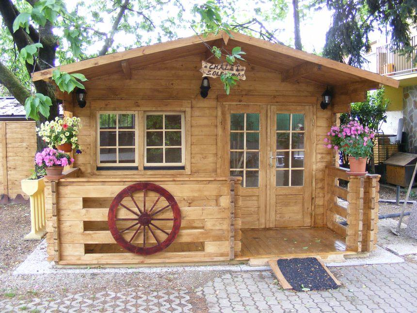 Case e casette prefabbricate in legno for Come costruire una casa a prezzi accessibili