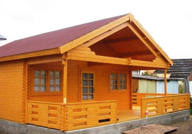 Case e casette prefabbricate in legno for Costo casette di legno