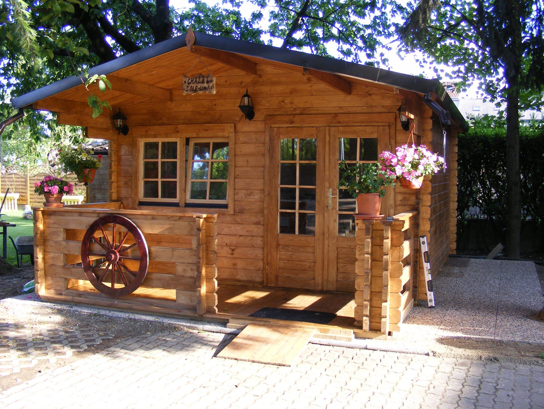 Case e casette prefabbricate in legno for Comprare una casa di legno