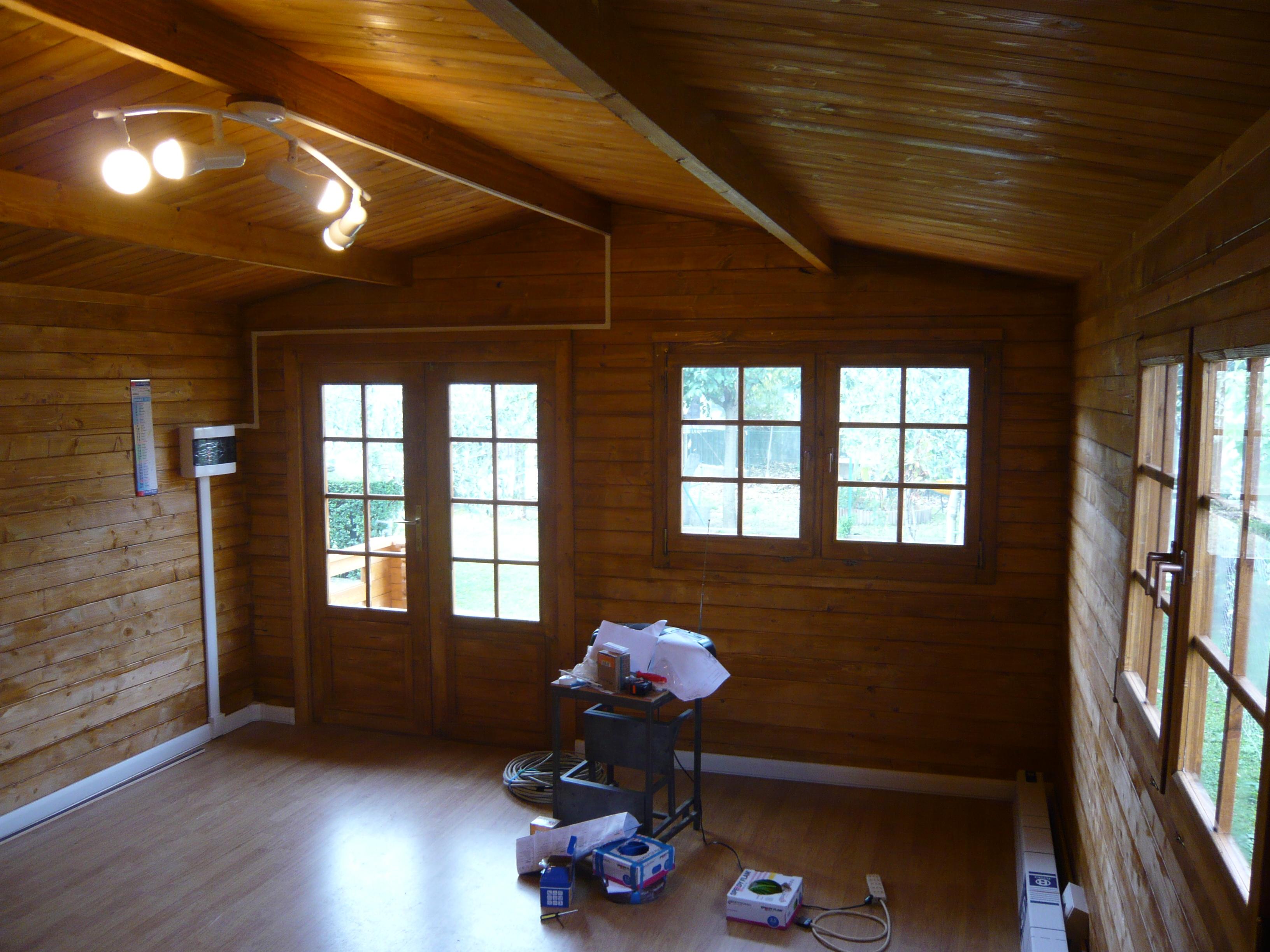 Case e casette prefabbricate in legno - Interno case in legno ...