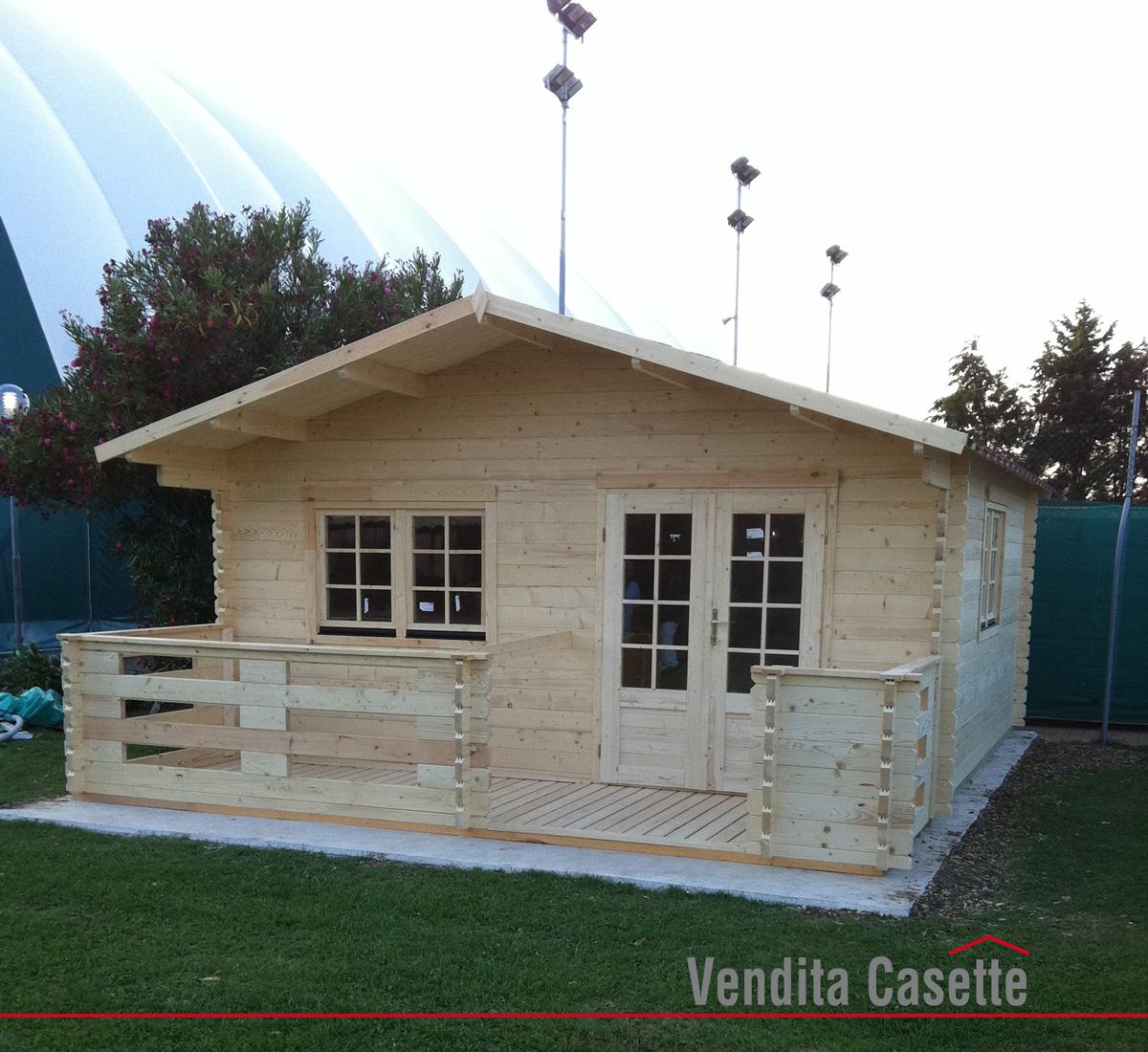 Casetta in legno milano 5x5 for Casetta bambini usata