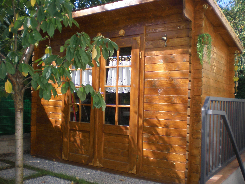 Case e casette prefabbricate in legno for Case prefabbricate marche