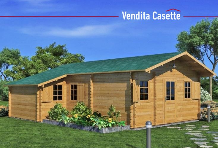 Casa in legno trentino for Casette di legno prezzi