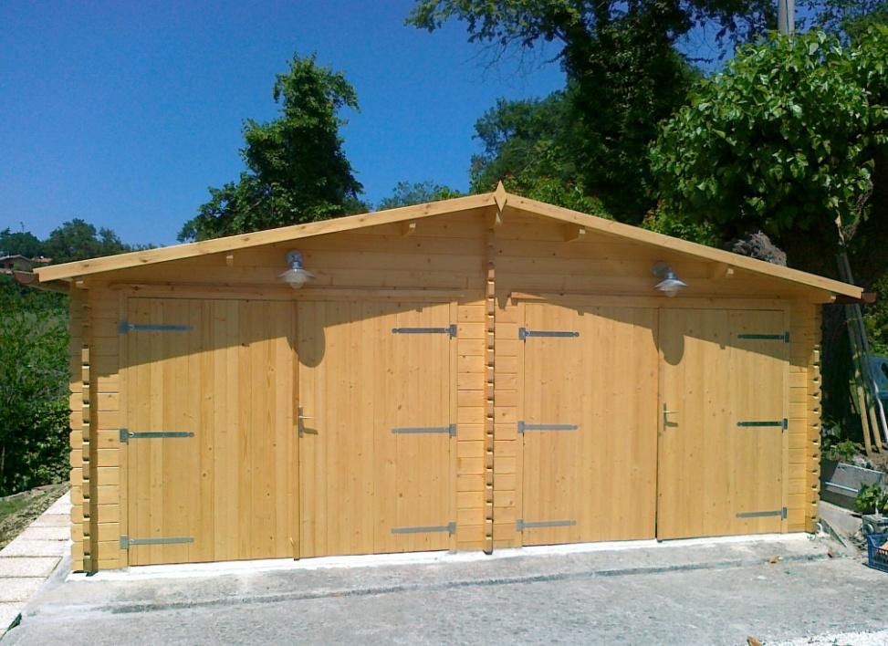 Case e casette prefabbricate in legno for Case container prezzi
