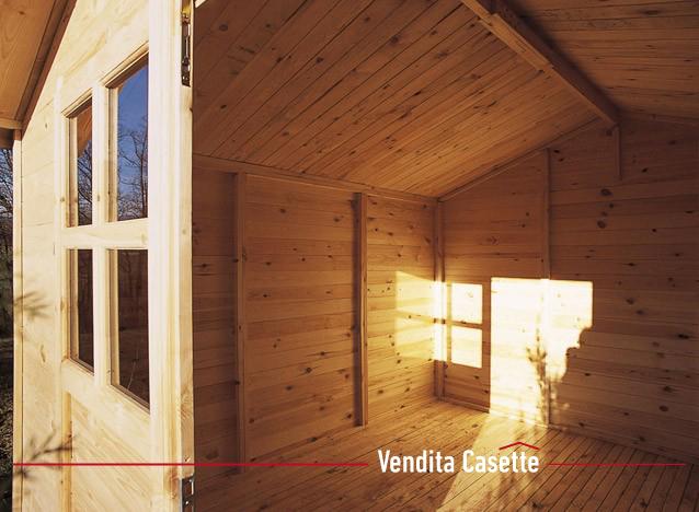 Casetta in legno fano 3x3 for Case giocattolo da giardino