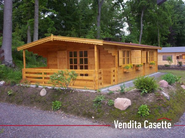 Bungalow in legno Toscana