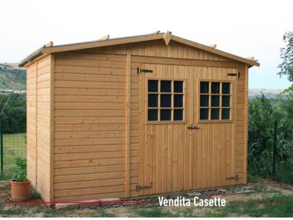 Casette in legno economiche for Economici rivestimenti in legno