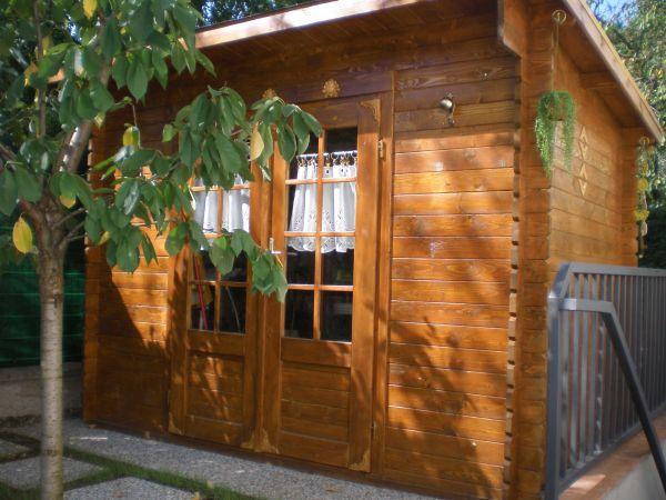 stanze prefabbricate in legno colori per dipingere sulla