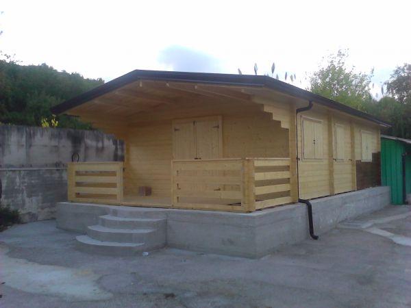 Casette di legno 58mm economiche for Case estremamente economiche