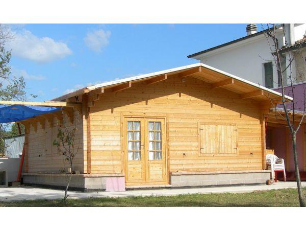 Casette di legno 58mm economiche for Case semplici della casetta di legno
