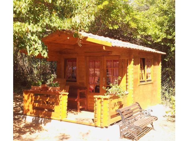 Casette e prefabbricati di legno in promozione for Case piccole in legno
