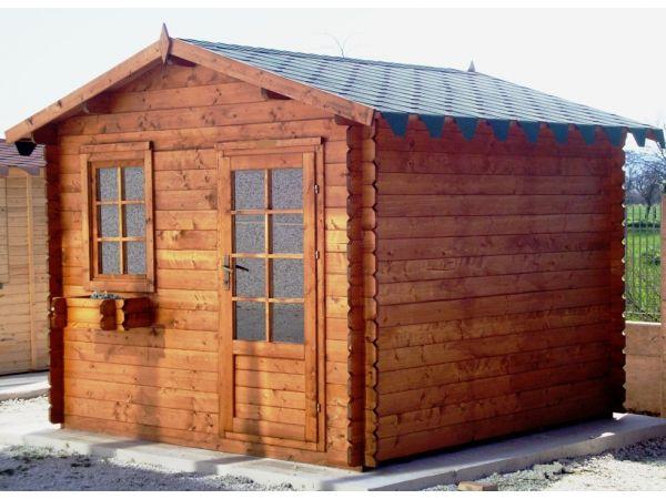 Case legno offerte confortevole soggiorno nella casa for Casette in legno prezzi scontati